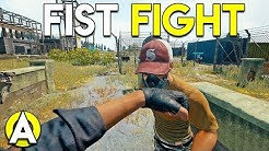 FIST FIGHT! - PUBG Stream Highlights