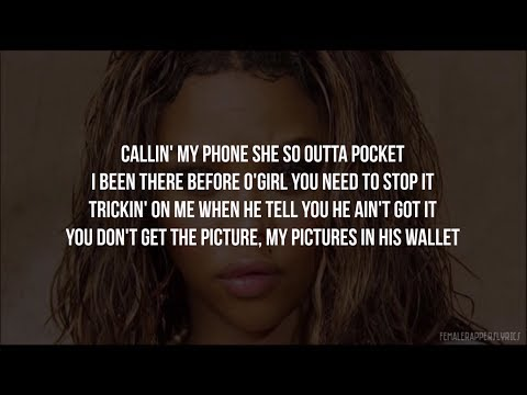 Missy Elliott & Lil' Kim - Let It Go (Verses - Lyrics)