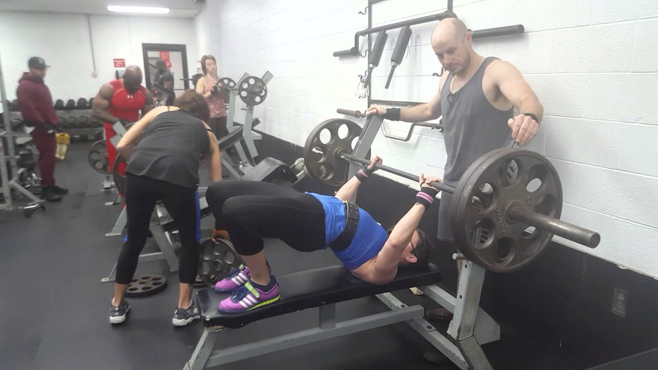 Bench Press 225 At 150 Bw