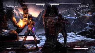 Mortal Kombat X : Kitana Mournful Online Ranked - #21