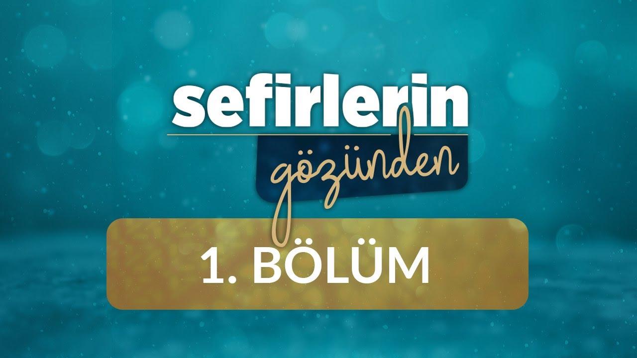 Download Abzal Saparbekuly (Kazakistan Ankara Büyükelçisi) - Sefirlerin Gözünden 1.Bölüm