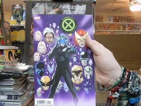 3/3 Unboxing new comics 9/10/19 Venom Batman House of X @ JC'S Comics N More