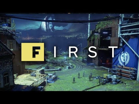 "Destiny 2: Tour of the New Social Space ""The Farm"" - IGN First"