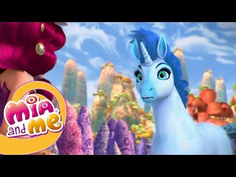 Мия и Я - 2 сезон 7-9 серия - Mia And Me | Мультики для детей про эльфов, единорогов