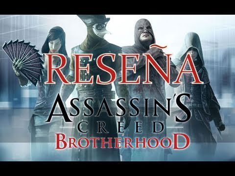 Assasins's Creed Brotherhood review español