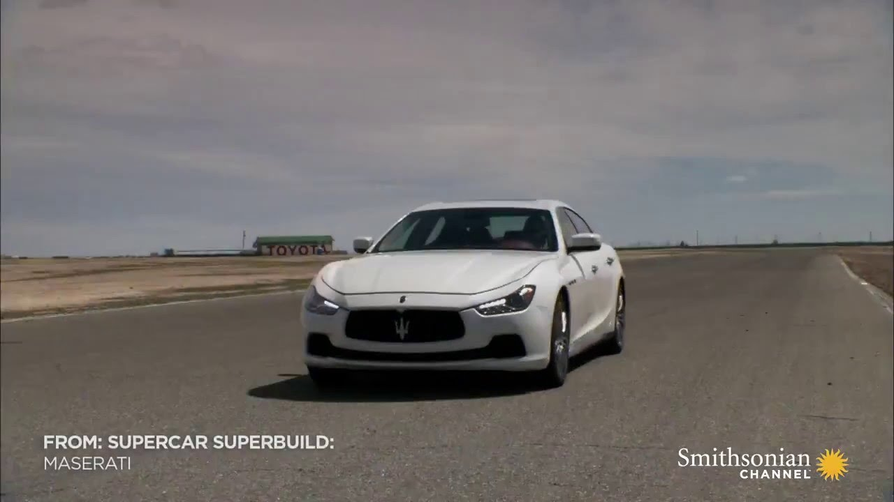 Maserati S Family Sedan Can Go In Under Seconds Youtube