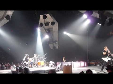 Metallica Winnipeg For Whom The Bell Tolls Soundboard Audio