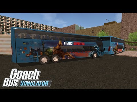 Bus Tingkat Trans Sumatra | Game Simulator Android & Ios