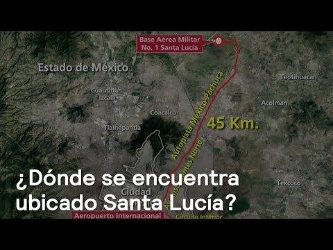 Cómo llegar a la base militar de Santa Lucía desde la CDMX - Despierta con Loret