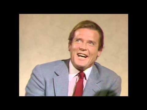 Roger Moore June 1985