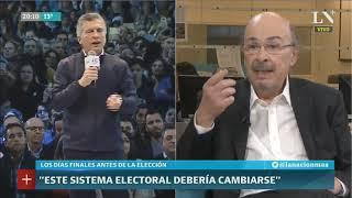 Macri y Alberto Fernández cerraron las campañas de una elección impredecible | Joaquín Morales Solá