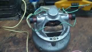 Что будет, если подключить мотор пылесоса к аккумулятору