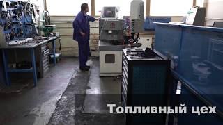 видео Ремонт топливной аппаратуры дизельных двигателей