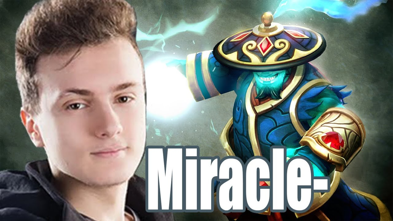 Pro Strom Spirit Top MMR Player Gameplay By Miracle YouTube