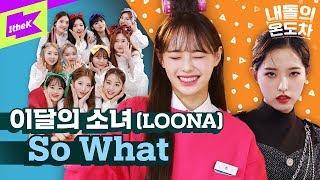 컨셉장인 이달소가 미래다💖   LOONA (이달의 소녀)_So What   내돌의 온도차   GAP CRUSH