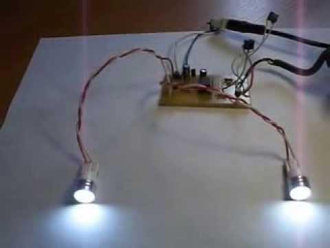 Led стробоскоп