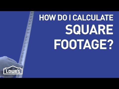 How Do I Calculate Square Footage? | DIY Basics