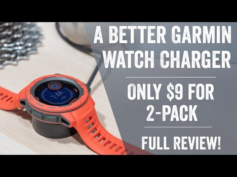 The Best Garmin Charger: It Actually Stays Put/connected