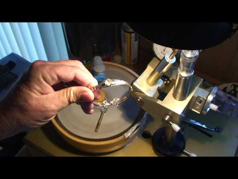 Faceting Gemstones Rocks To Real Money - Cutting Gems To Jewelry Making - Pharaoh's Eye 1