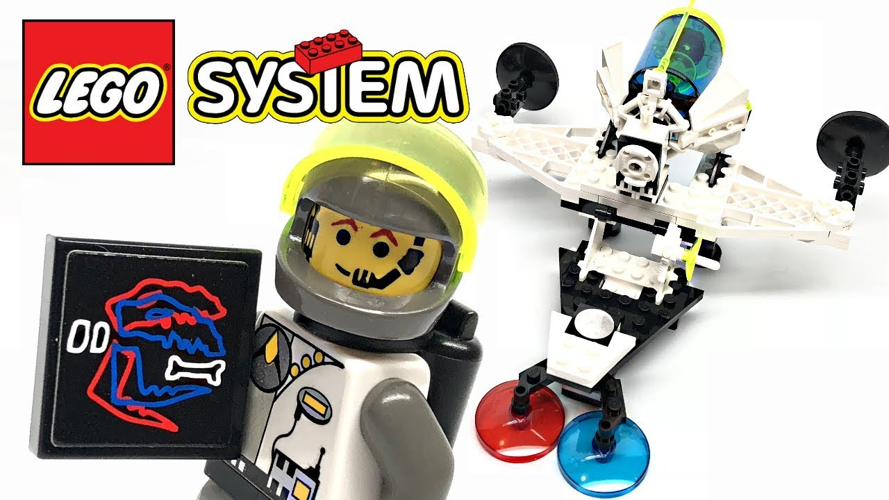 LEGO Exploriens Planetary Decoder review! 1996 set 6856 ...