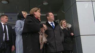 Дмитрий Медведев поставил задачу - ускорить развитие российских генетических технологий.