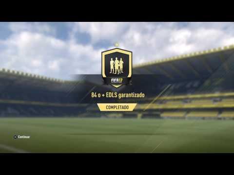 NUEVO SBC!! | IF DE CUALQUIER EDLS MEDIA 84 O +!! | FIFA 17 | ZIVANX