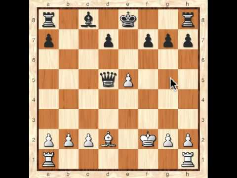 Chess Tactics: Discovered Attacks