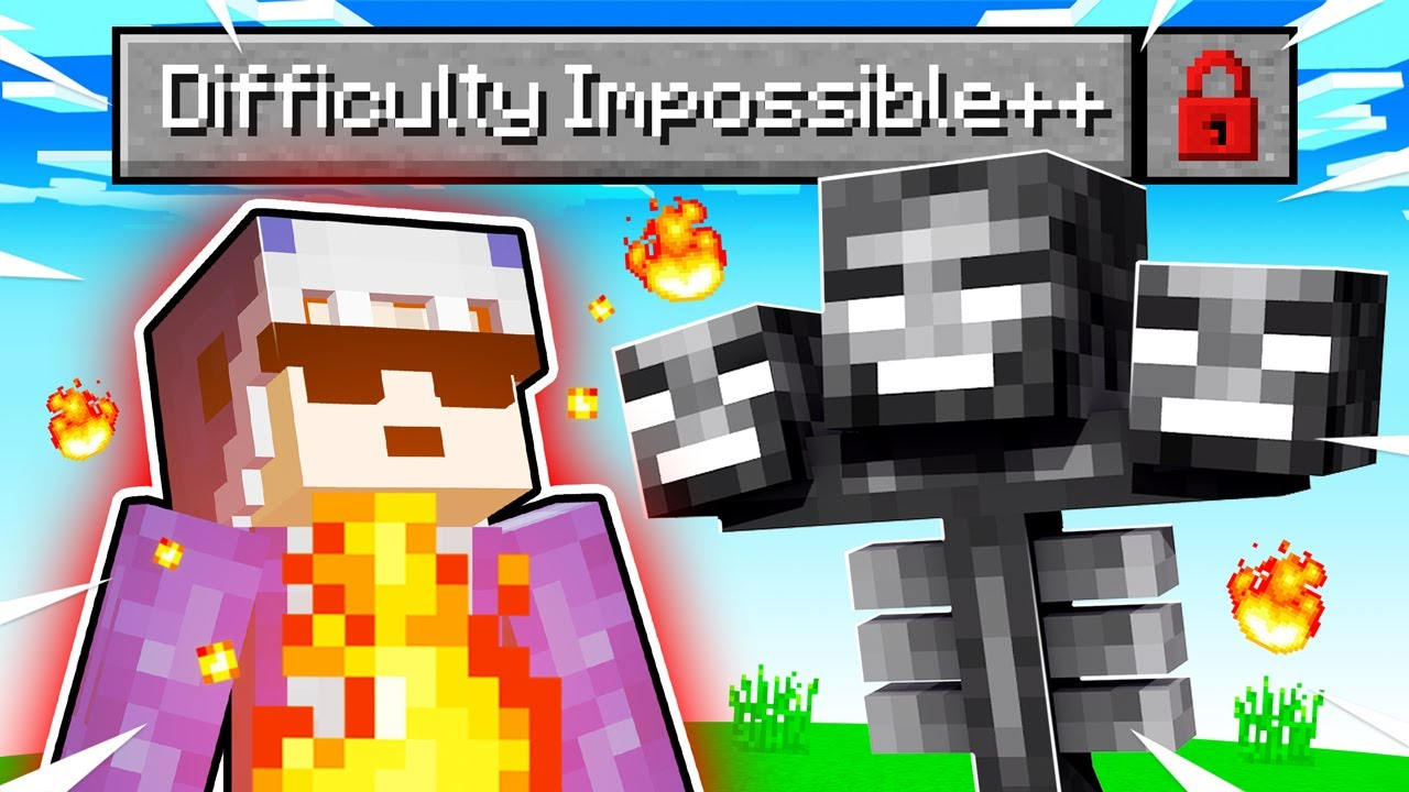 I attempted Fundy's IMPOSSIBLE++ MINECRAFT Mode!