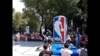 Slam Dunk - NBA 3x México 2013 - Parte 1