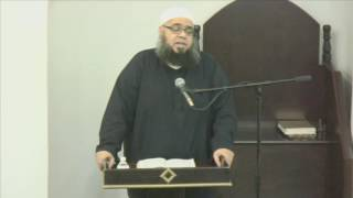 Maulana Mikaeel - Tafseer on 11/11/16