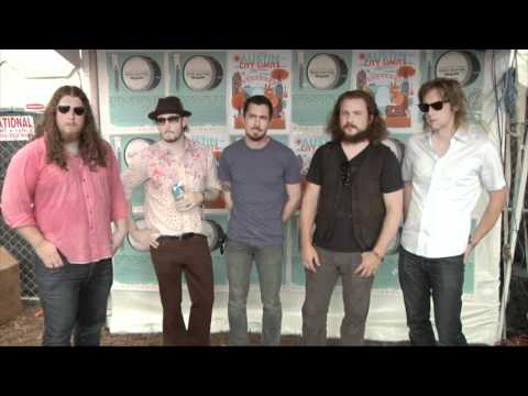 Austin City Limits 2011 Artist Interview - My Morning Jacket