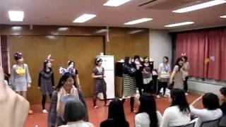 某女子大女子寮の最強スタンツ 寮レボリューション.