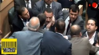 MP shoots AK-47 in Jordanian Parliament - Truthloader