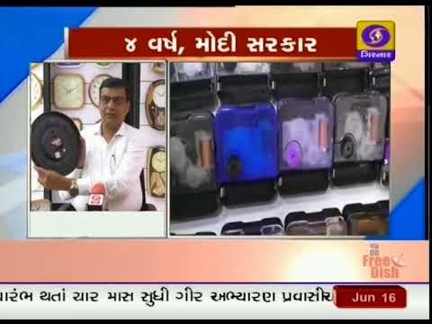 4 Saal Modi Sarkaar 27 @ Morbi Clock Hub | Make in India | Women Empowerment
