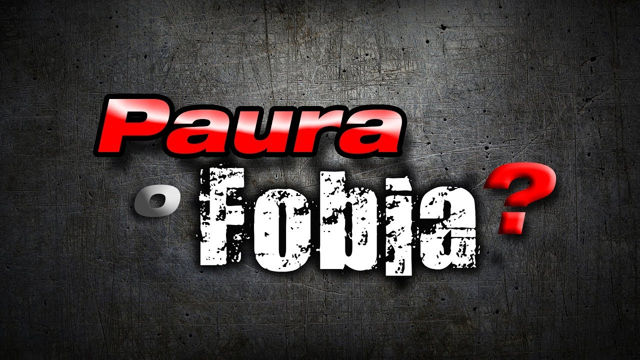 PAURA o FOBIA? Documentary