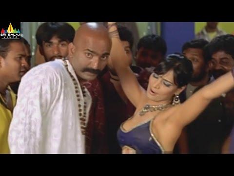 Hyderabad Nawabs Hindi Songs | Rava Mava Matunnadi Song | Item Songs | Sri Balaji Video
