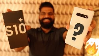 Samsung Galaxy S10+ Unboxing & First Look - Features Overloaded 🔥🔥🔥