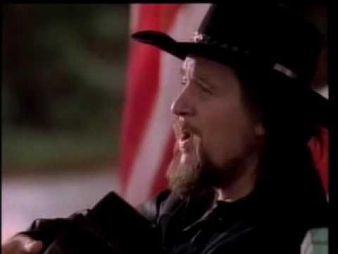 "Waylon Jennings ""America""  - Bohemia Afterdark"