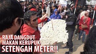 Download Video Raja Dangdut Makan Kerupuk Setengah Meter..!! - Dirgahayu Republik Indonesia ke 73 !! MP3 3GP MP4
