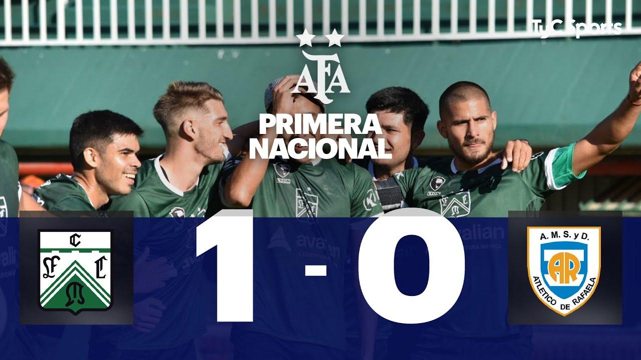 Ferro 1-0 Atlético de Rafaela | Primera Nacional