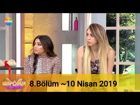 Kuaförüm Sensin 8. Bölüm | 10 Nisan 2019