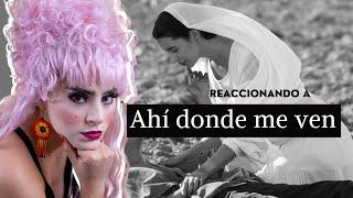 Cantante de regional mexicano reacciona a Ahí Donde Me Ven de Ángela Aguilar | By ETNA