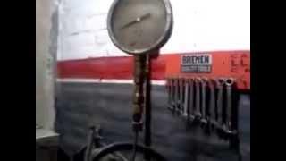 Prueba bomba de alta presion Bosch cp1