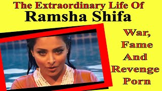 War , Fame & Revenge Porn - The Extraordinary life of Ramsha Shifa | Live From America Podcast