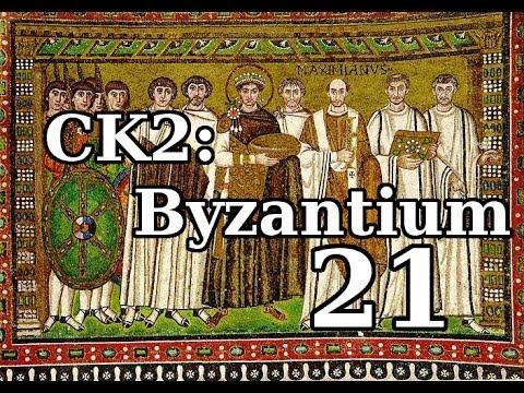 CK2: Byzantium - Episode 21 (A Roman Walks Into Aleppo)