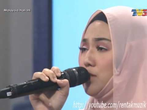 Shila Amzah - Hidayah Mu (MHI TV3)