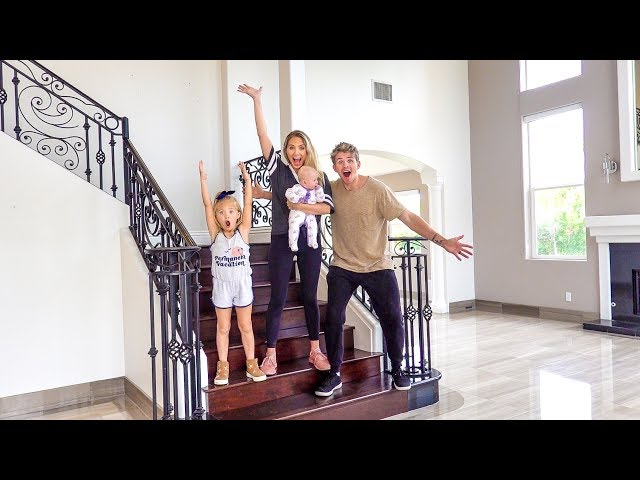 The LaBrant Family New House Tour!!!