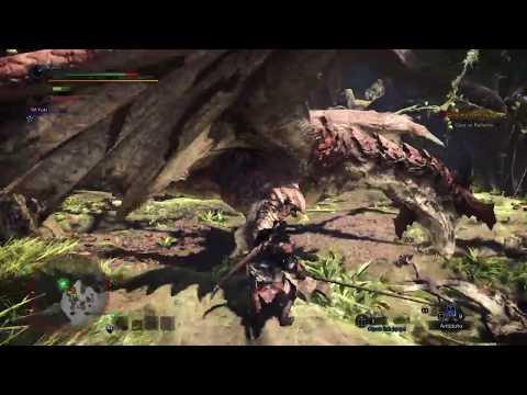 [Monster Hunter: World] Amo del cielo, Rathalos