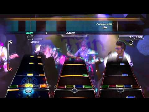Rock Band - Stockholm Syndrome - Muse (Custom Song)