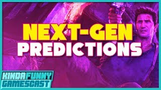 Predictions and Bets For Next Gen - Kinda Funny Gamescast Ep. 7